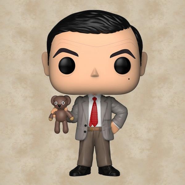 Funko POP! Mr. Bean (Chase möglich) - Mr. Bean