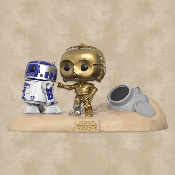Funko POP! Escape Pod Landing (Movie Moments) - Star Wars
