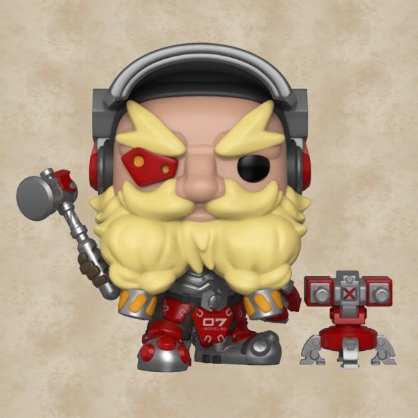 Funko POP! Torbjörn - Overwatch