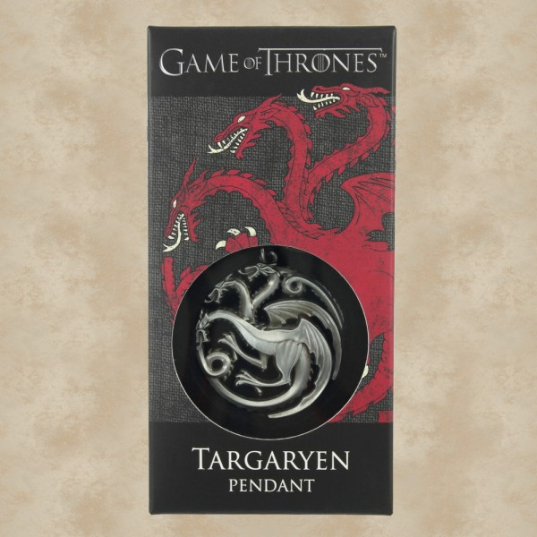 Haus Targaryen Halskette - Game of Thrones