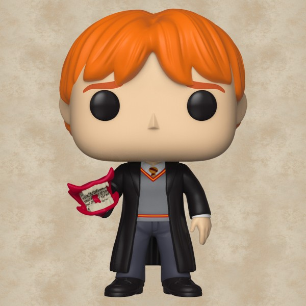 Funko POP! Ron with Howler - Harry Potter