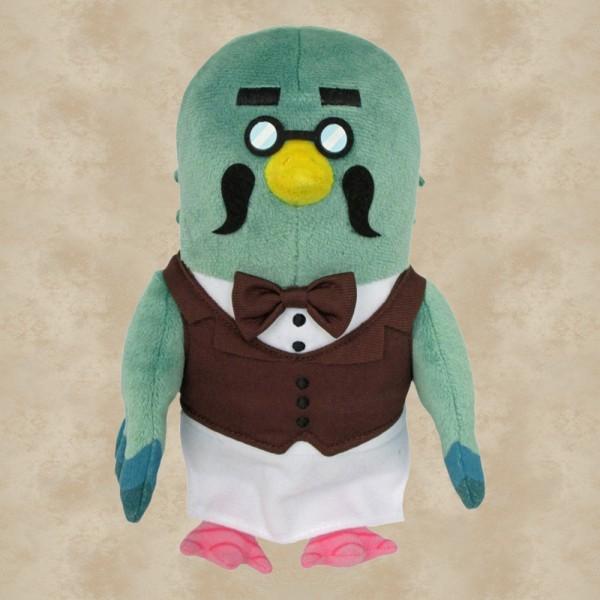 Kofi Plüschfigur (18 cm) - Animal Crossing